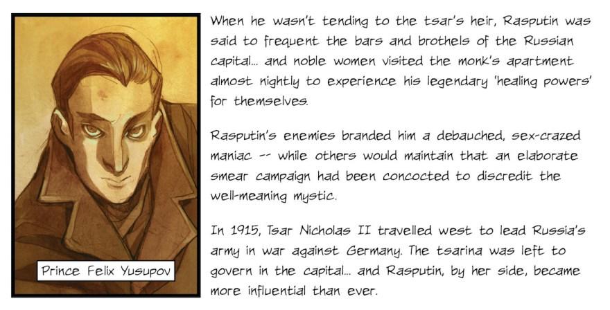 Rasputin Story-3b YUSUPOV