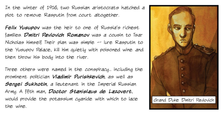 Rasputin Story-3c DMITRI