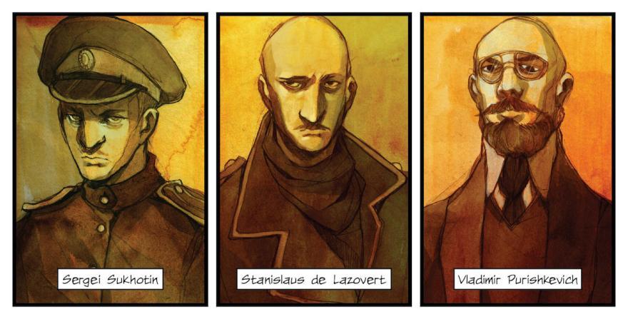 Rasputin Story-5